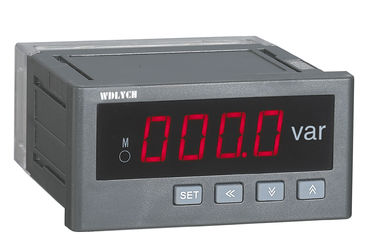 Lightweight Digital Power Meter Remote Control With Relay Alarm Output