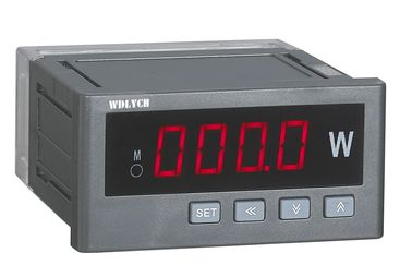 China Intelligent Digital Power Meter Rs485 Communication Adjustable Transformation Ratio distributor